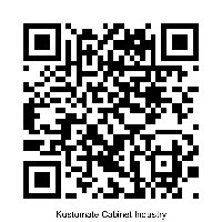 Kustomate Cabinet Industry QR Code Showroom Location Map
