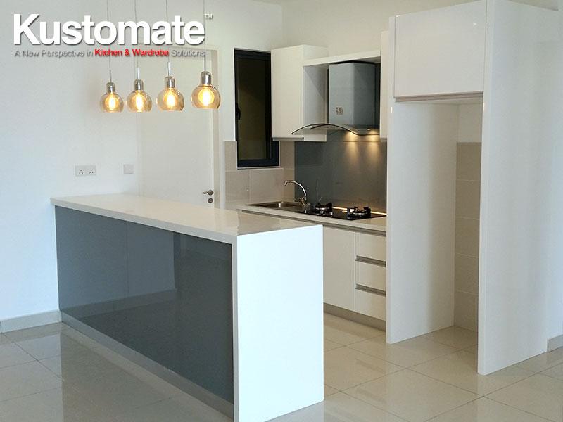 Modern Cabinets Design & Build For Condominium