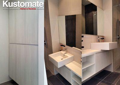 Shoes Cabinet & Bathroom Cabinet
