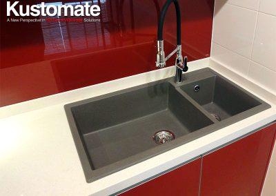 Quartz Kitchen Sink