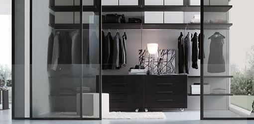 Walk-In Concept Wardrobe Cabinet Design Banner | KUSTOMATE ...