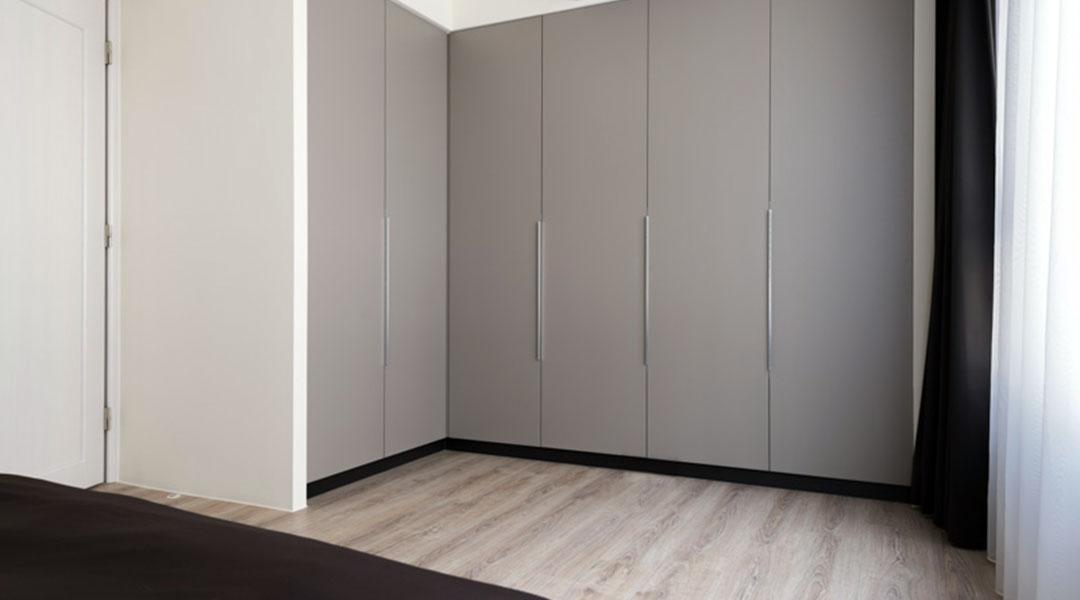 Folding Wardrobe Cabinet Design 02