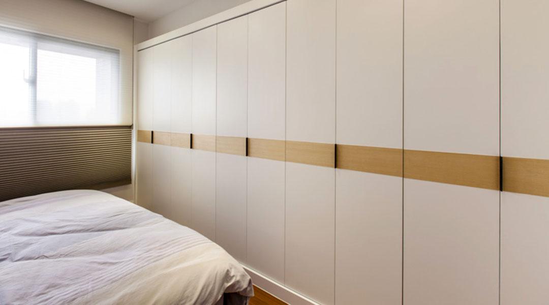 Folding Wardrobe Cabinet Design 03