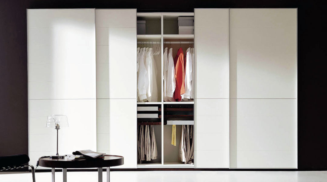Sliding Wardrobe Cabinet Design 01