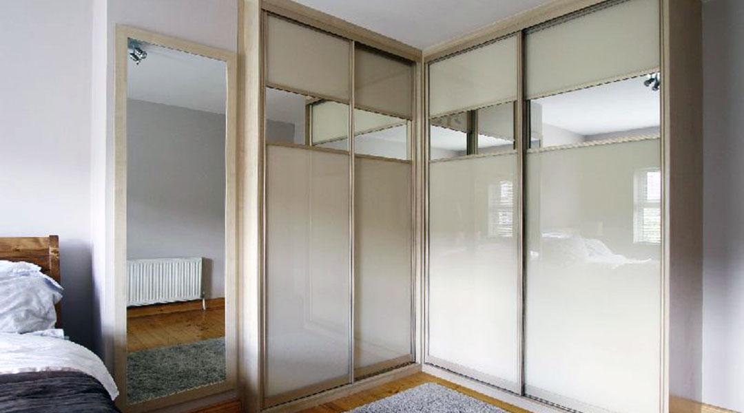 Sliding Wardrobe Cabinet Design 06