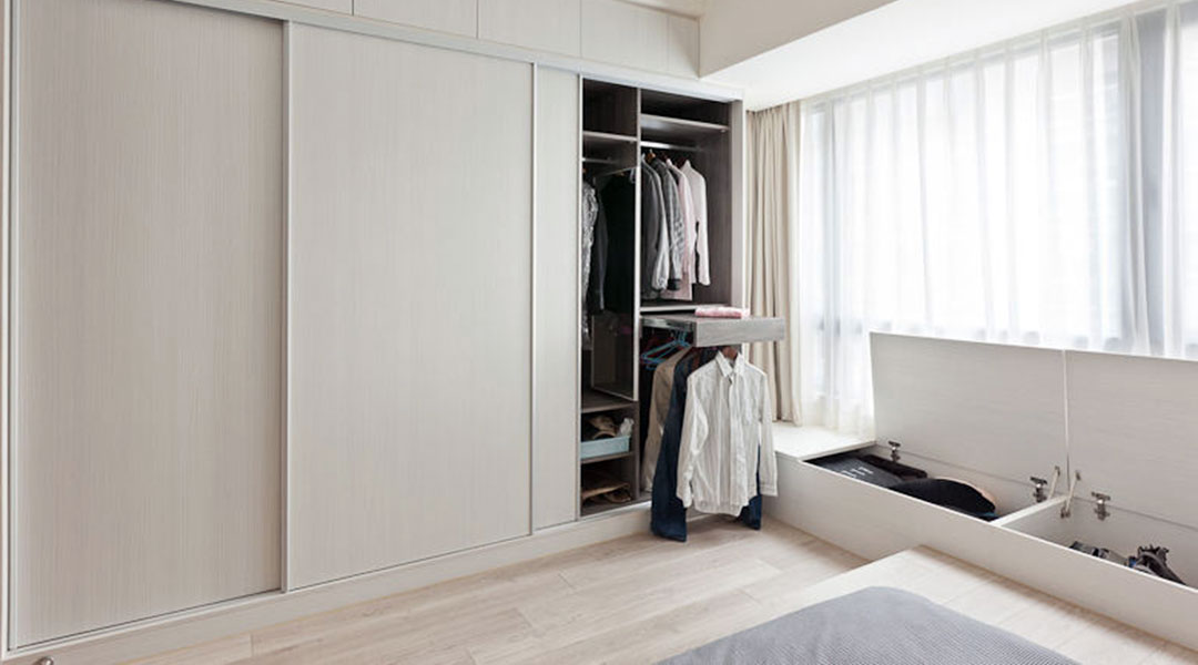 Sliding Wardrobe Cabinet Design 08