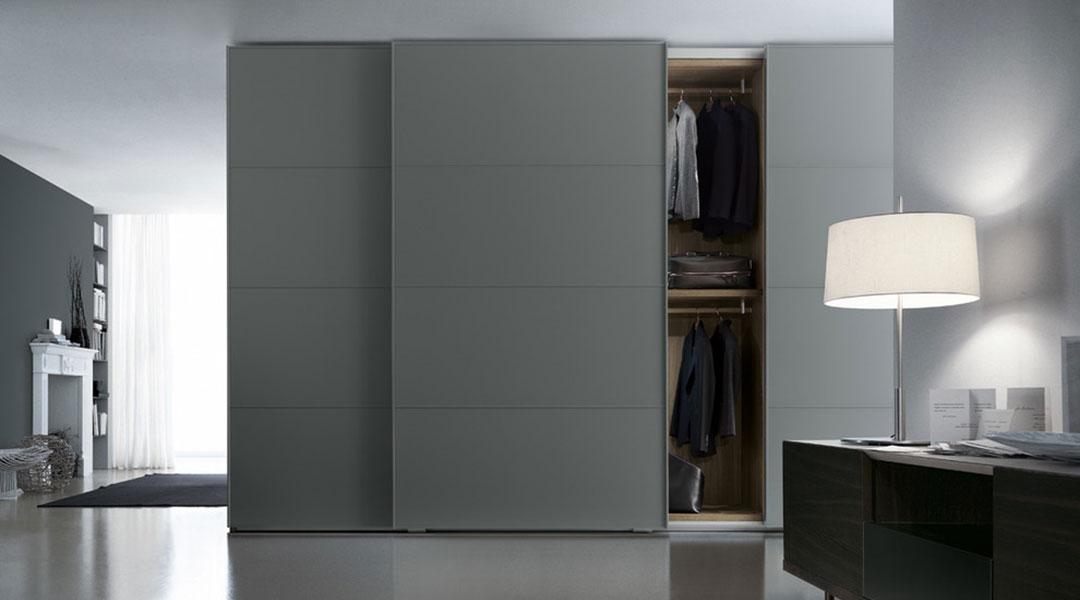 Sliding Wardrobe Cabinet Design 09