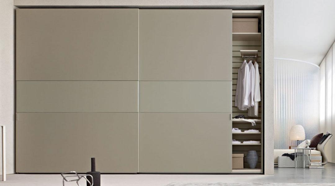 Sliding Wardrobe Cabinet Design 10