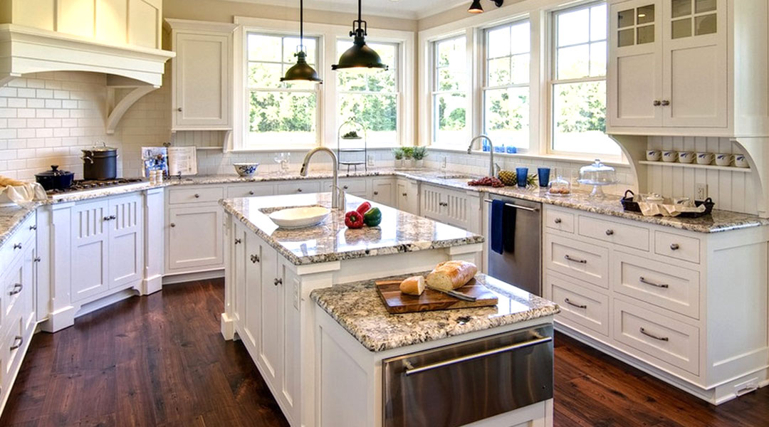 Classic Kitchen Cabinet Design 02