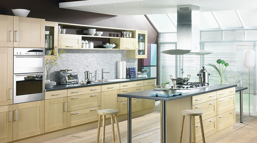 Classic Kitchen Cabinet Design 05
