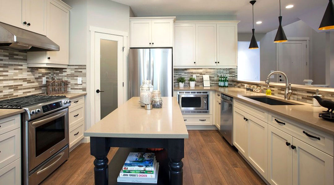 Classic Kitchen Cabinet Design 07