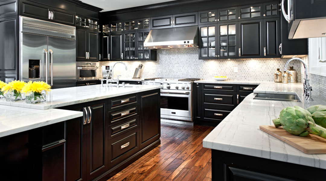 Classic Kitchen Cabinet Design 08