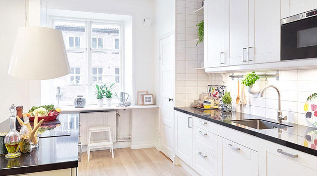 Classic Kitchen Cabinet Design 09