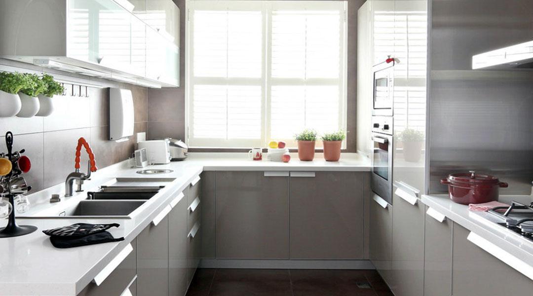 Contemporary Kitchen Cabinet Design 01