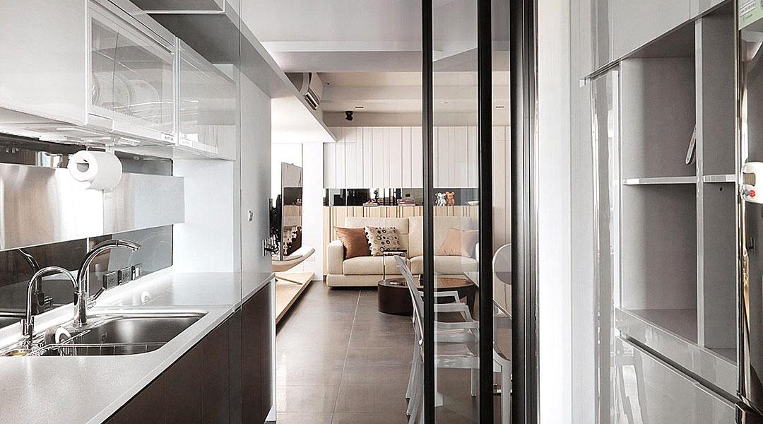 Contemporary Kitchen Cabinet Design 06