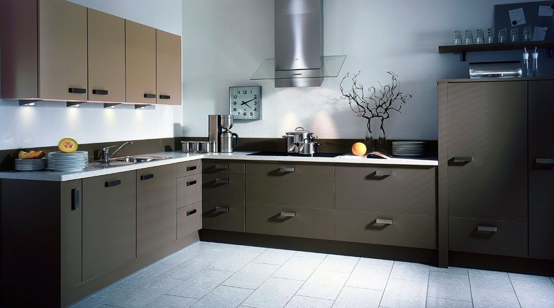 Contemporary Kitchen Cabinet Design 09
