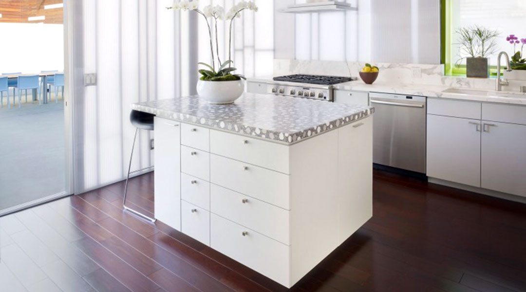 Island Kitchen Cabinet Design 06