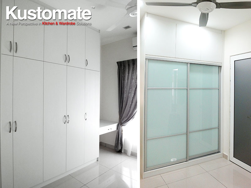 White Kitchen Cabinets Design Build Amp Installation For