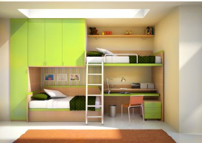 12 Types Awesome Children Room Design Ideas 04