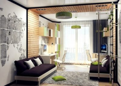 12 Types Awesome Children Room Design Ideas 05