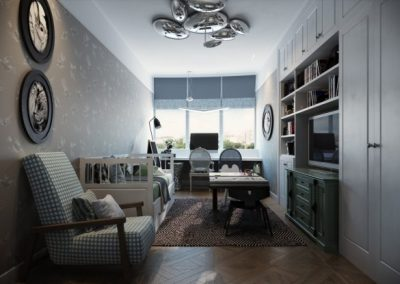 12 Types Awesome Children Room Design Ideas 06