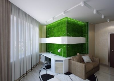 12 Types Awesome Children Room Design Ideas 07