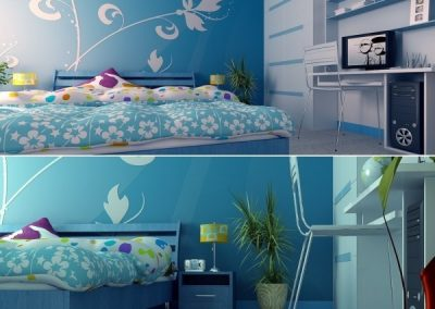 12 Types Awesome Children Room Design Ideas 10
