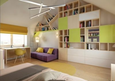 12 Types Awesome Children Room Design Ideas 11