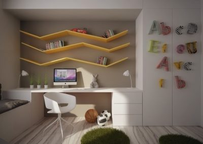 12 Types Awesome Children Room Design Ideas 12