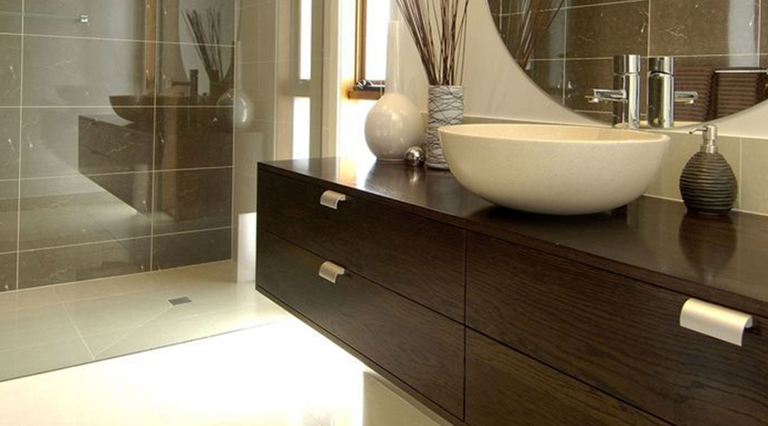 Melamine Bathroom Cabinet