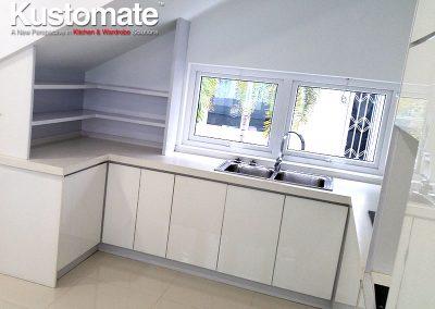 Pure-White-Melamine-Kitchen-Cabinet-Design-Residential-House-02