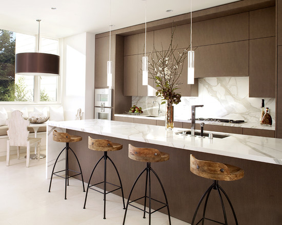 8 Types Luxury Island Kitchen Design  Ideas