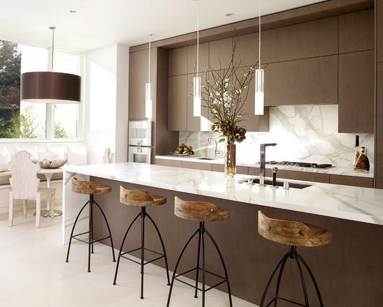 8 Types Luxury Island Kitchen Design  Ideas