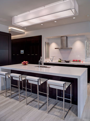 8 Types Luxury Island Kitchen Design Ideas 03