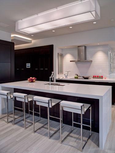 8 Types Luxury Island Kitchen Design Ideas 03
