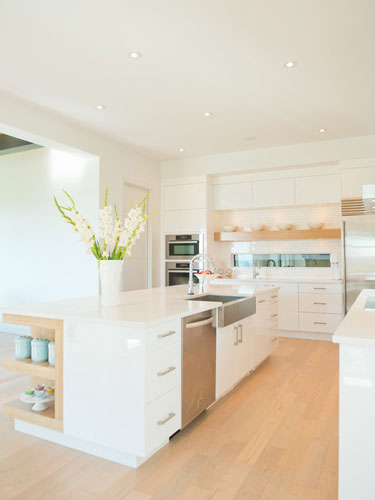 8 Types Luxury Island Kitchen Design Ideas 05