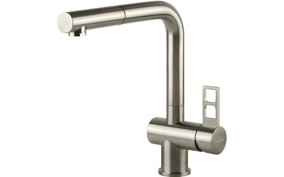 Reginox Kitchen Taps – Belaya Brushed Inox R18873