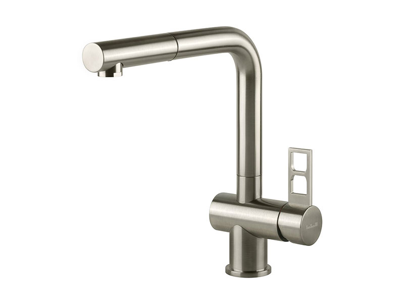 Reginox Kitchen Taps - Belaya Brushed Inox R18873