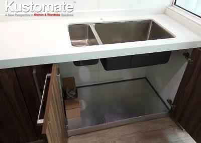 Kuala Lumpur Apartment House Kitchen Cabinet Design Build 03
