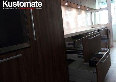Kuala Lumpur Apartment House Kitchen Cabinet Design Build 05